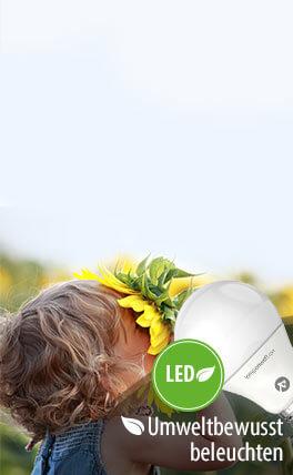 Umweltbewusst beleuchten