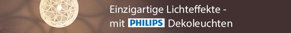 Philips Dekoleuchte