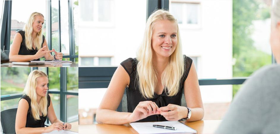 Erfolgsfaktor Mitarbeiter - Interview Sekretariat