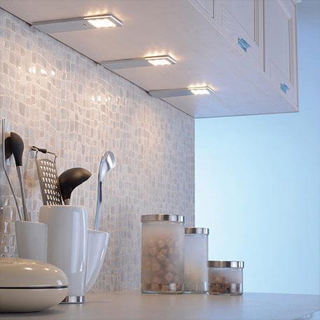 Möbelleuchten & LED Möbelbeleuchtung |
