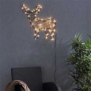 Test Led Weihnachtsbeleuchtung.Weihnachtsbeleuchtung Für Innen Und Außen Lampenwelt At