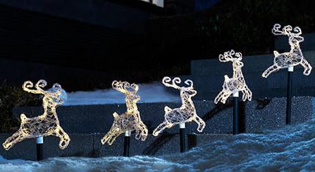 weihnachtsbeleuchtung f r innen und au en. Black Bedroom Furniture Sets. Home Design Ideas