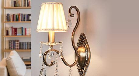 Wandlampen antik & Wandleuchten Vintage | Lampenwelt.at