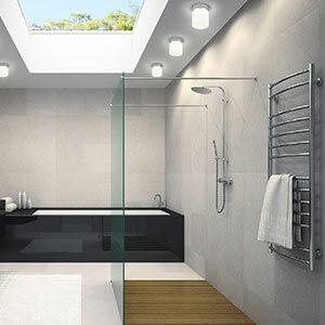 Bad Und Spiegelleuchten Kaufen Lampenweltat - Spiegelleuchten badezimmer