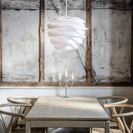 Wie Hoch über Dem Tisch Sind Hängeleuchten Optimal?