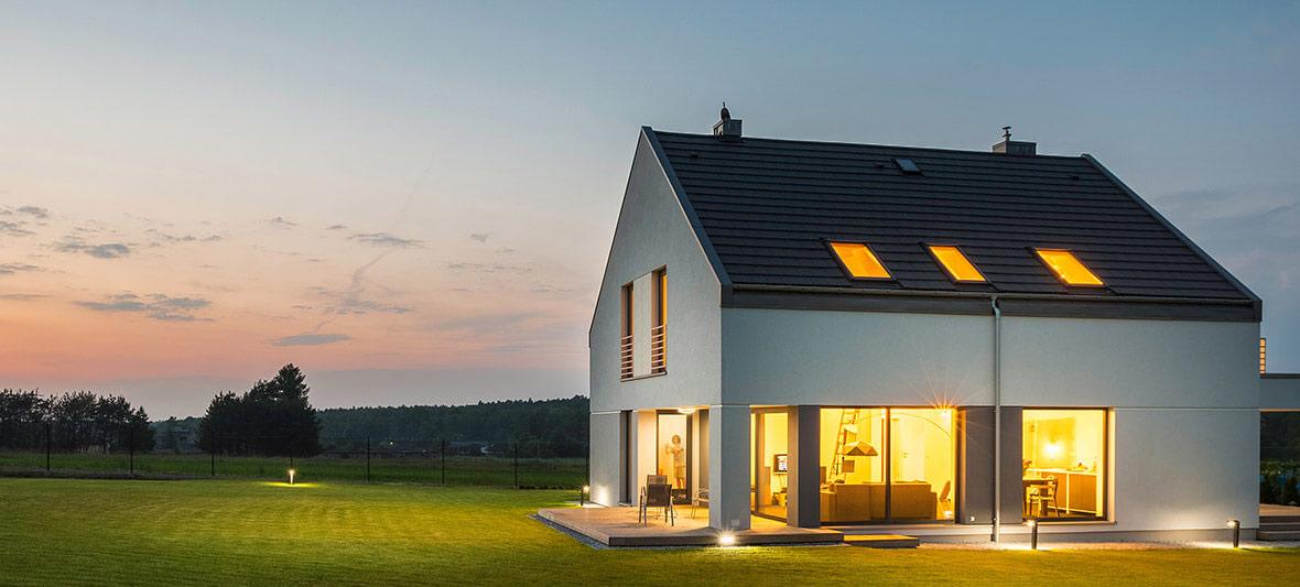 Innen- und Außenbeleuchtung von Lampenwelt.com