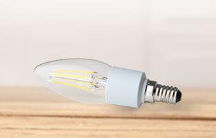 LED-Filamentlampen