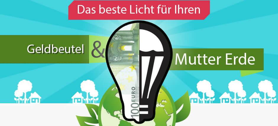 LED-Infografik
