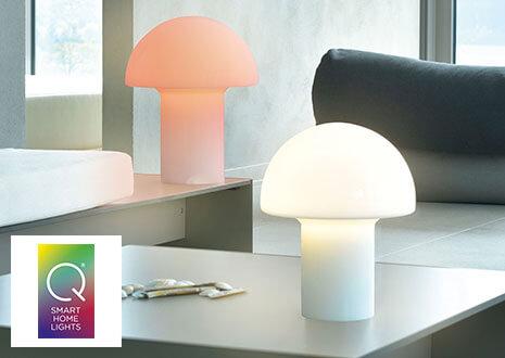 smart home lampen leuchten. Black Bedroom Furniture Sets. Home Design Ideas