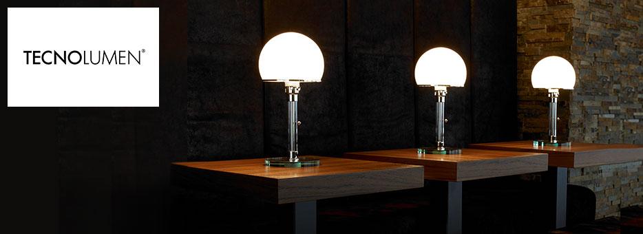 Tecnolumen Lampen & Leuchten im Bauhaus Stil | Lampenwelt.at