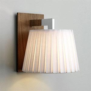 Wandleuchten aus Holz   Lampenwelt.at
