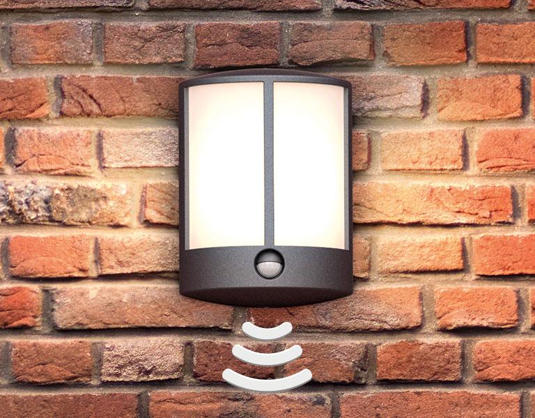 Den Hauseingang optimal beleuchten   Lampenwelt.at