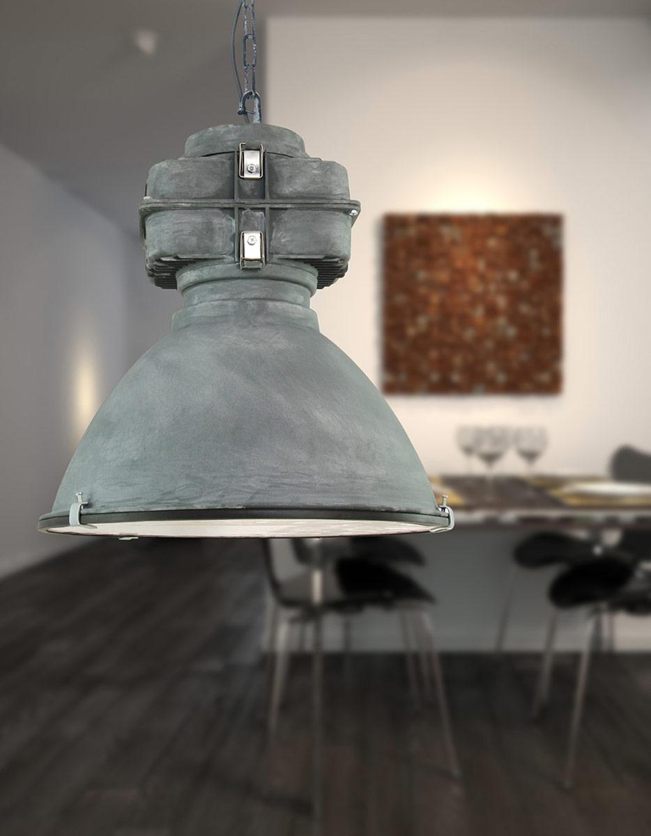 LOFT LAMPE Industrie Atelier Hängelampe Fabrik