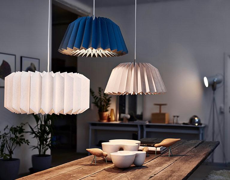 Skandinavische Lampen & Lampen im nordischen Stil