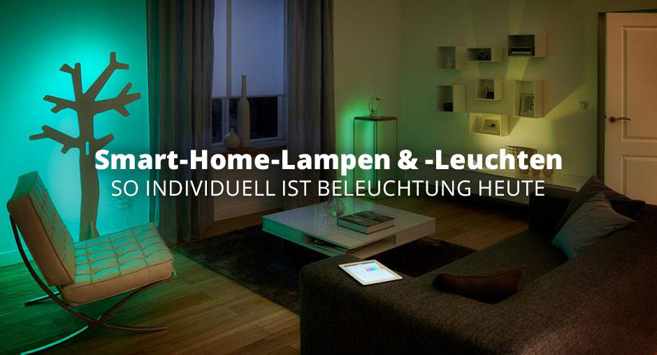 Smart Home Lampen & Leuchten | Lampenwelt.at