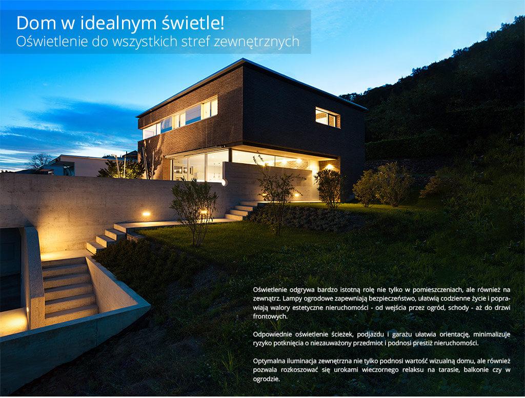 Dom w idealnym świetle!